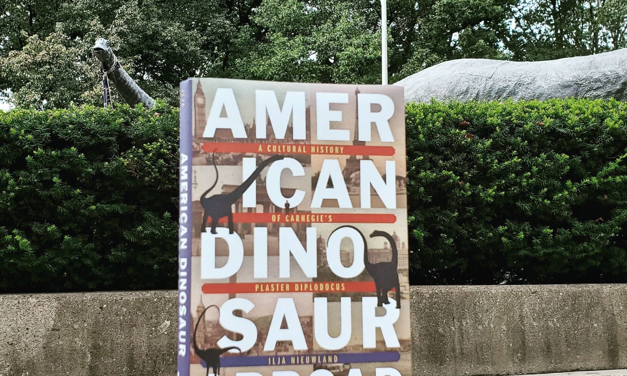 Ilja Nieuwland American Dinosaur Abroad