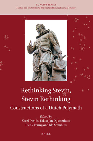 Book cover Rethinking Stevin